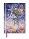 Josephine Wall: Soul of a Unicorn Foiled Notebook